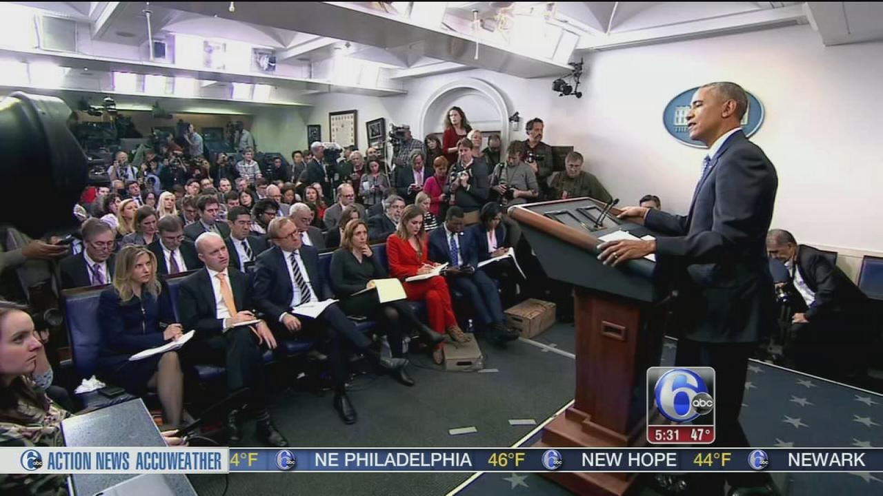Obama holds final news conference; defends Manning decision
