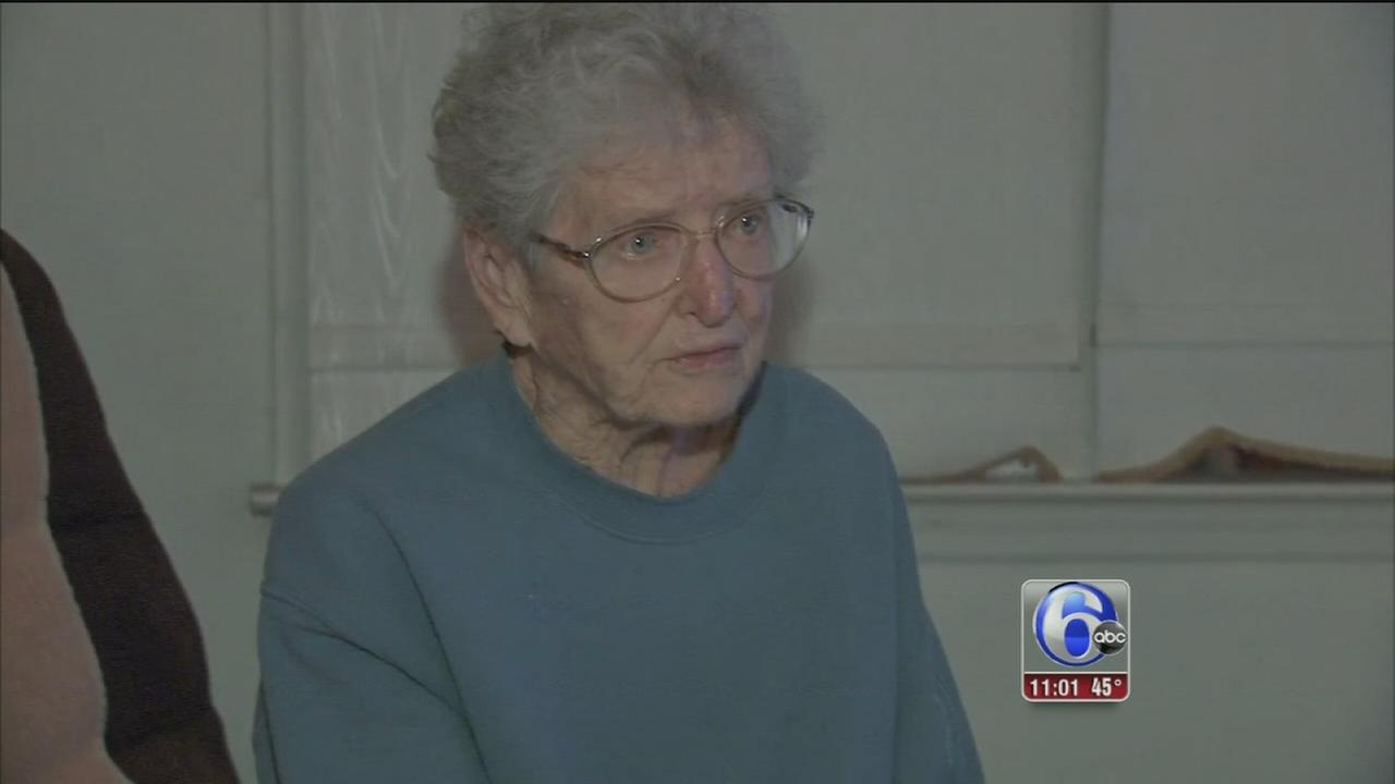 Elderly woman fights intruder after neighbor breaks into NJ home