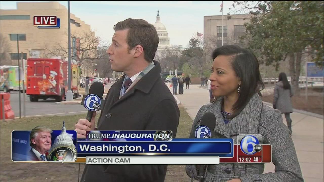Brian Taff and Sharrie Williams report from Washington