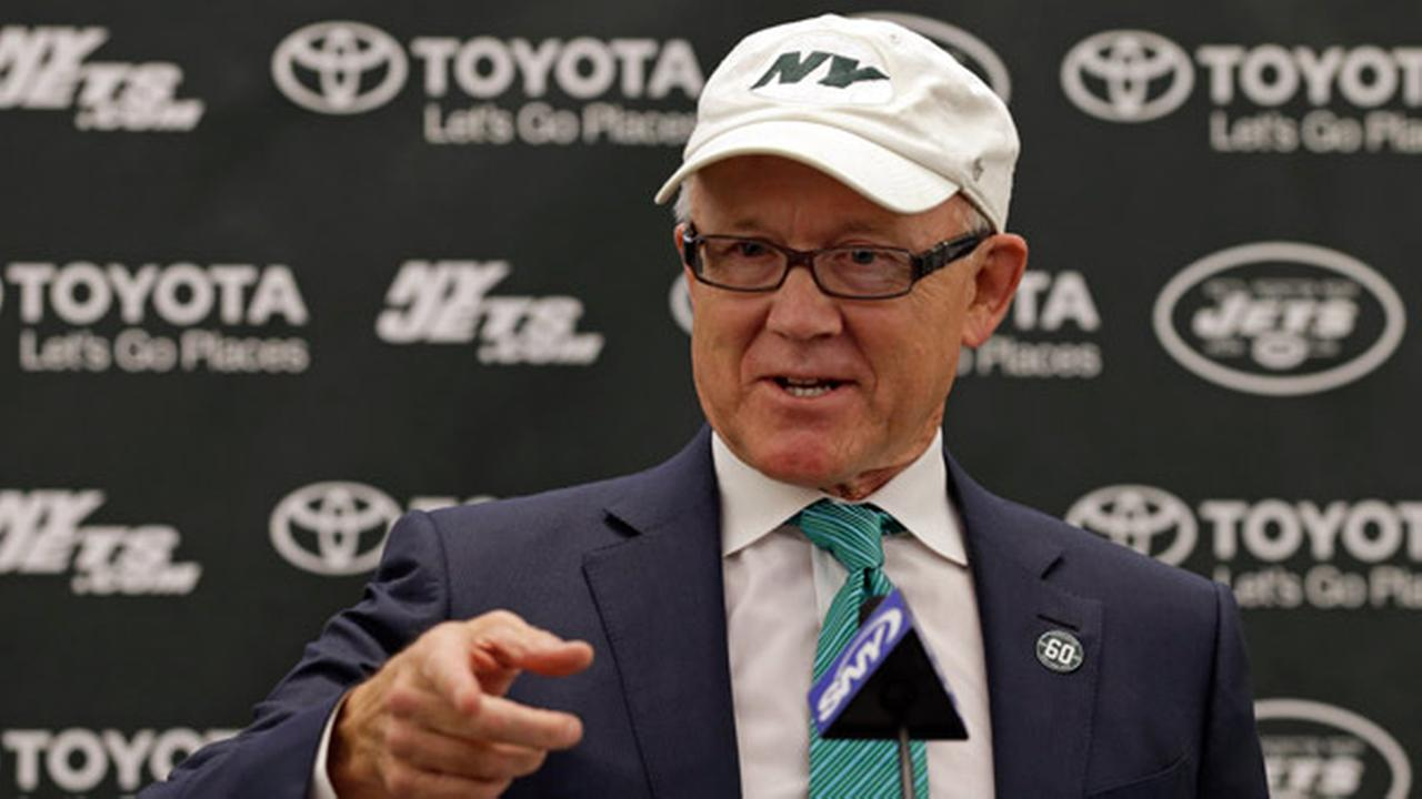 Jets owner Woody Johnson is Trump's pick as ambassador to the UK