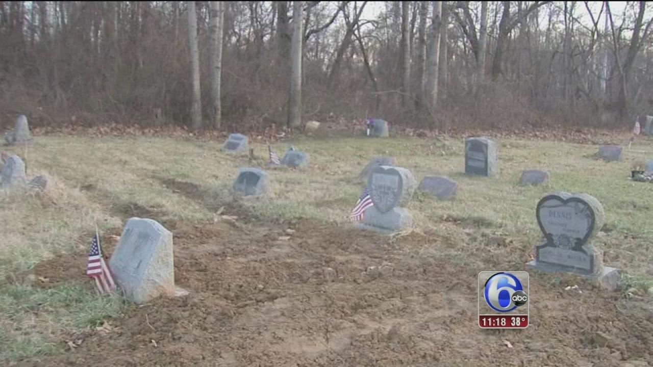 Loved ones upset about poor conditions of Chester cemetery