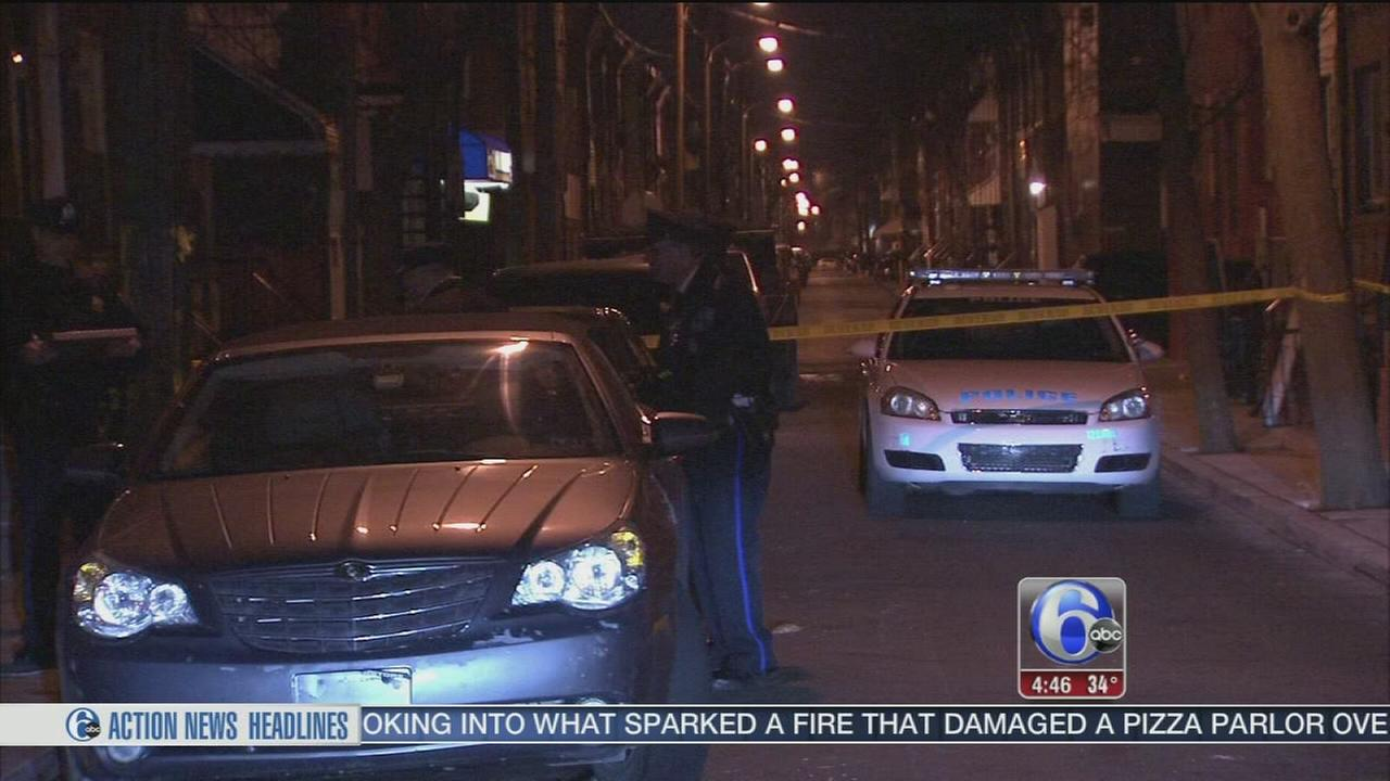 Man shot dead in South Philadelphia