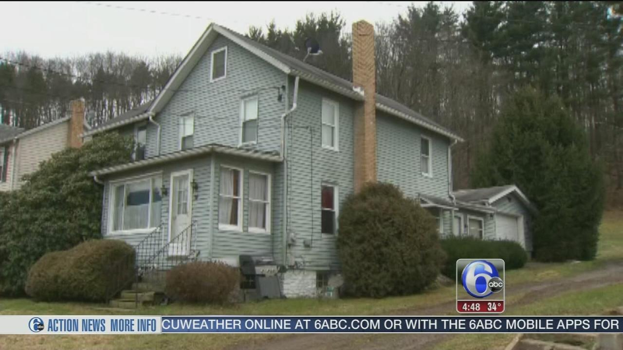 Pa. parents charged with keeping children locked up