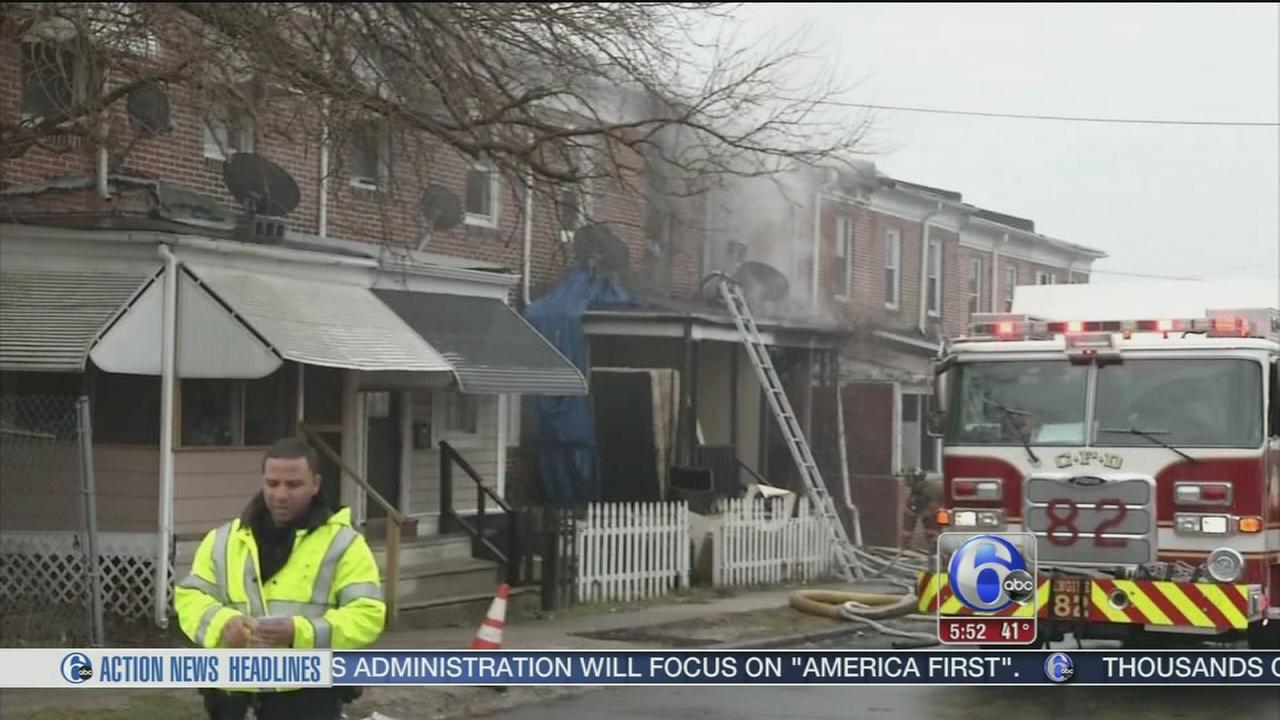 2 dead after house fire in Chester