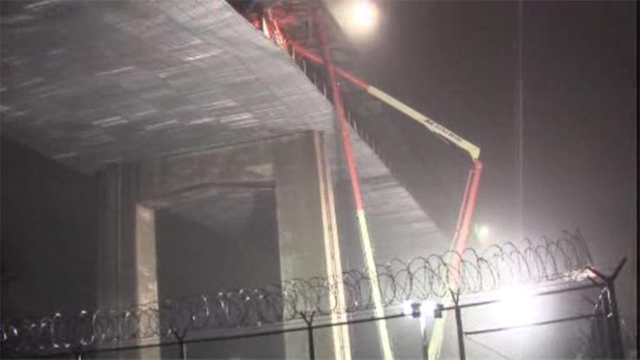 Major interstate bridge over Delaware River shut over crack
