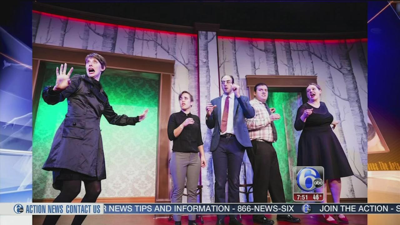 6abc Loves the Arts - Second City