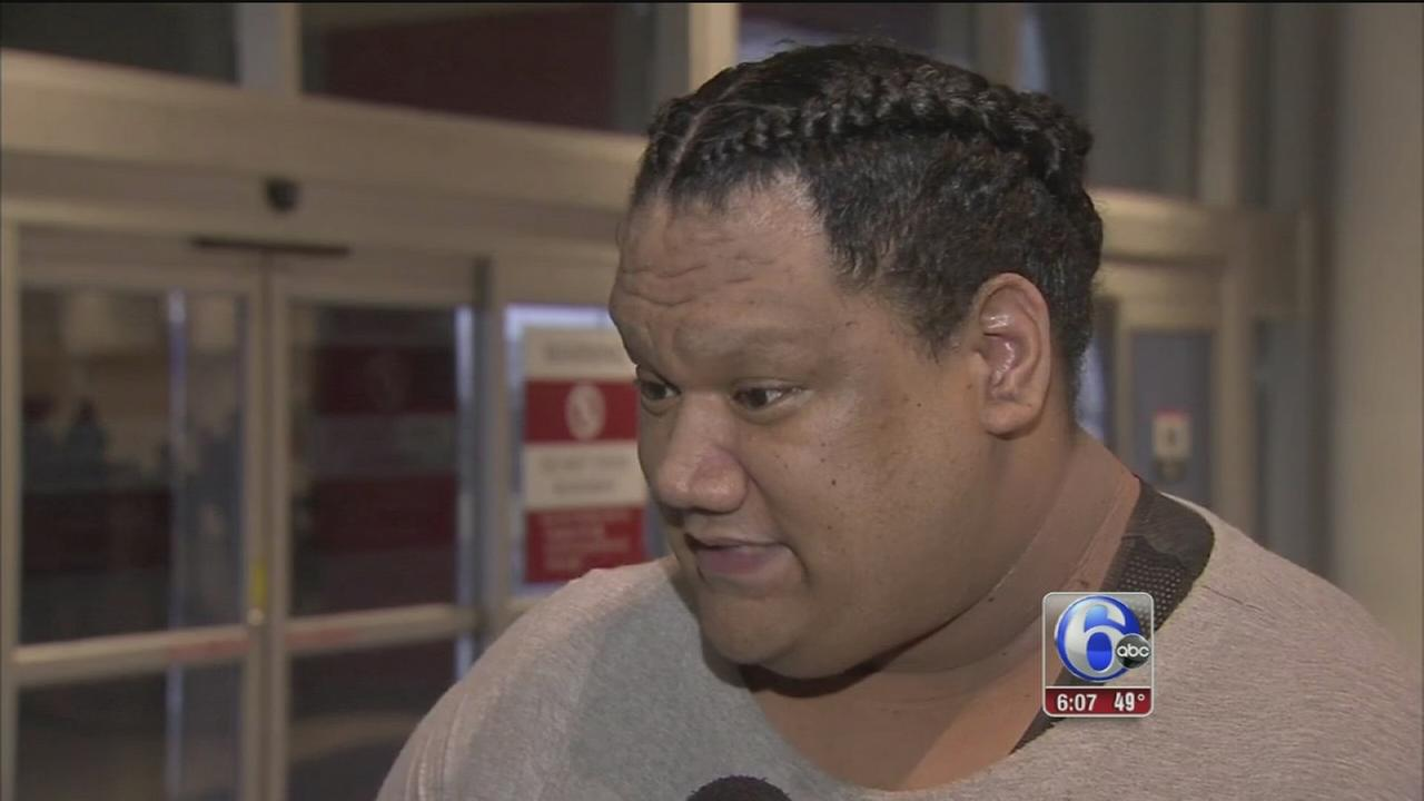 Transgender woman speaks after attack in Philly