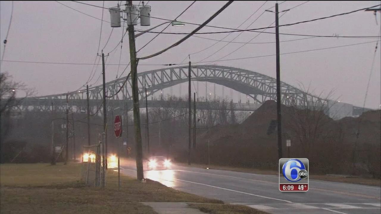 Travel advisory for all Delaware River bridges, crossings