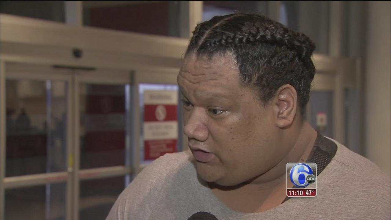 Transgender woman speaks about attack near City Hall