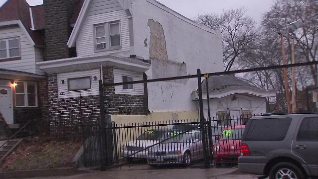 A man died after a sign was blown off a wall during high wind on January 23 in the Nicetown section of Philadelphia.