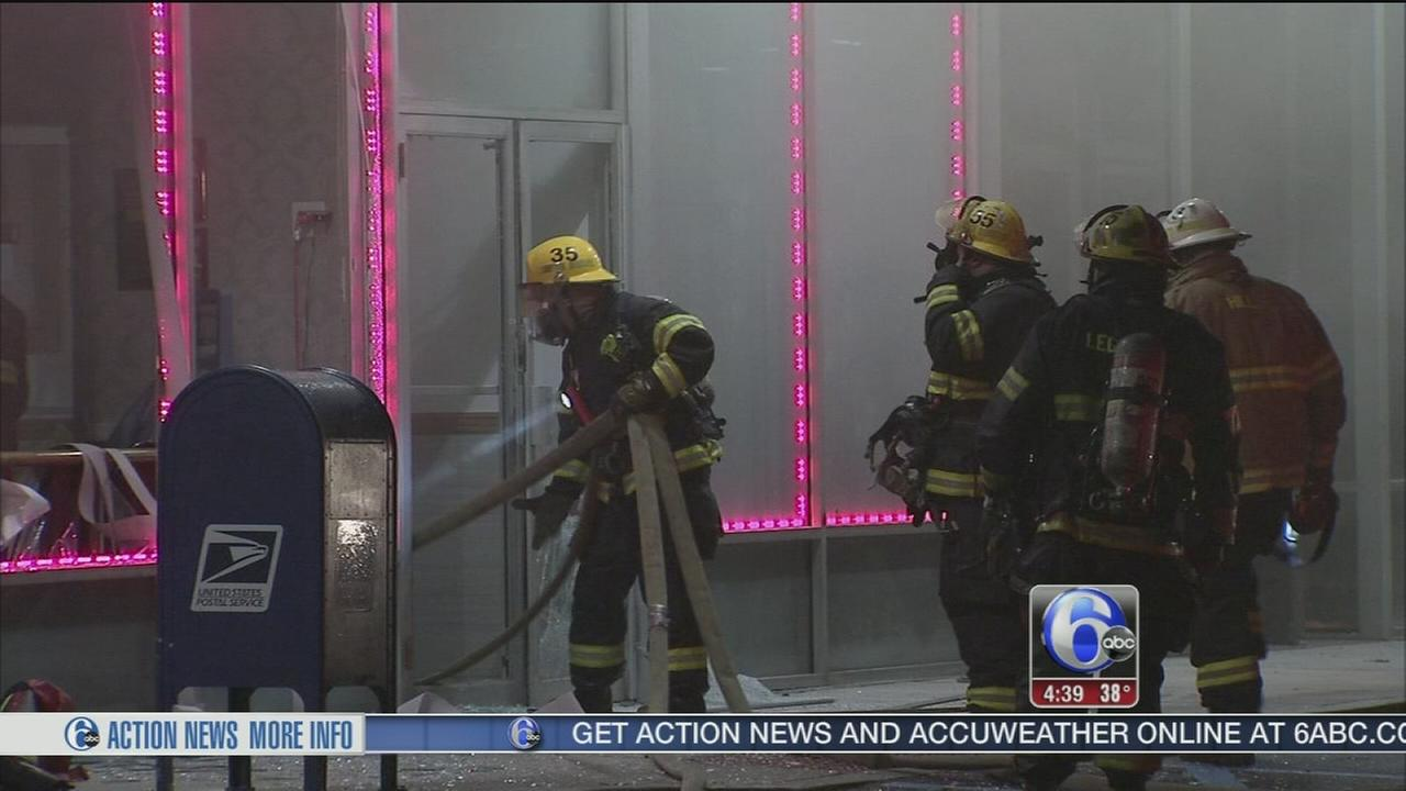Fire damages Chinese restaurant in Wynnefield Heights