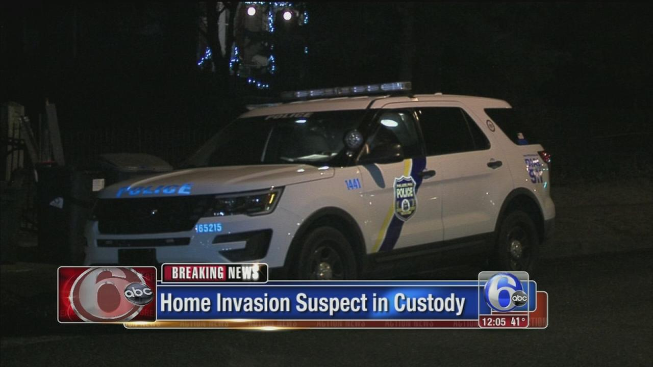Arrest made in Chestnut Hill home invasion, sex assault
