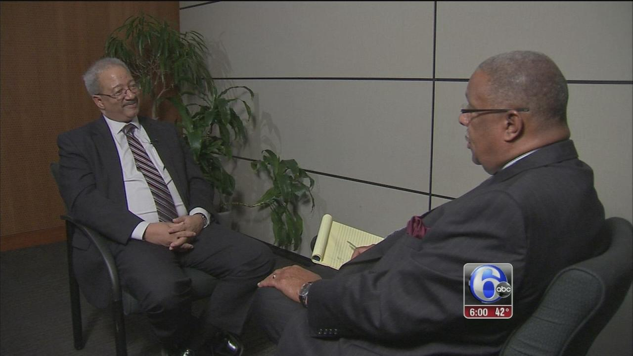 Chakka Fattah sits down with Action News day before jail term