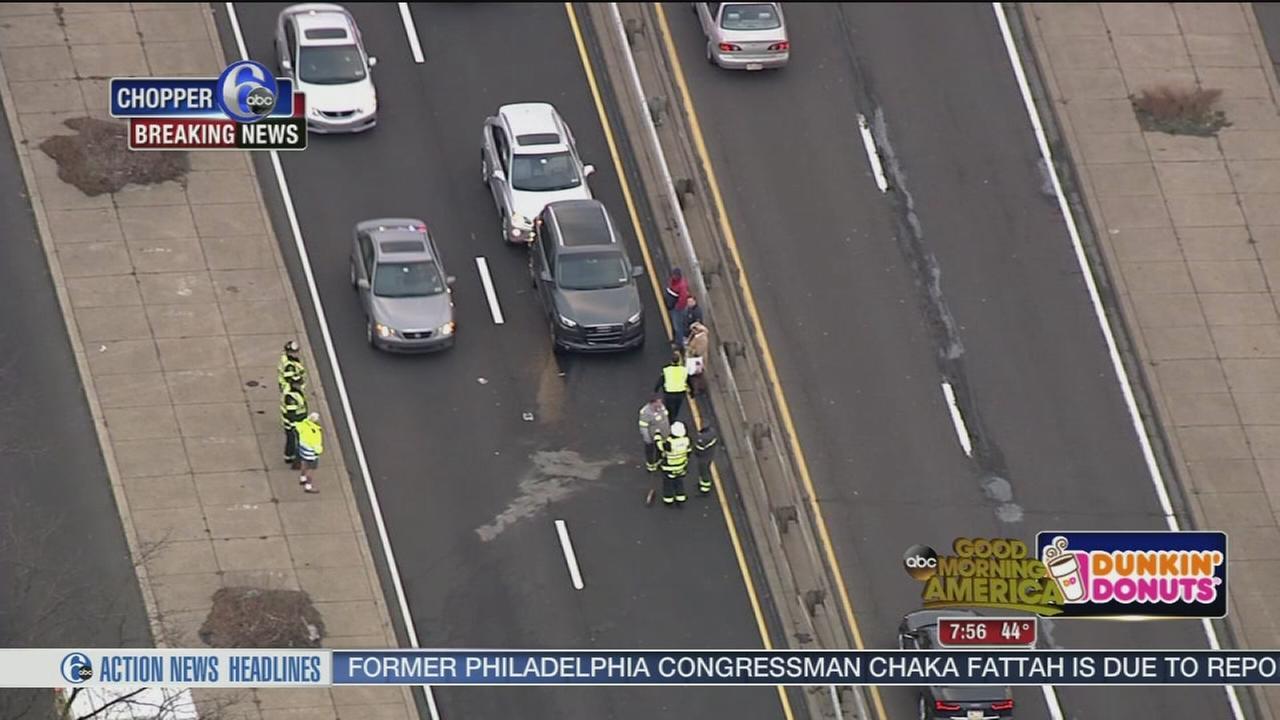 Multi-vehicle crash on Rt. 1