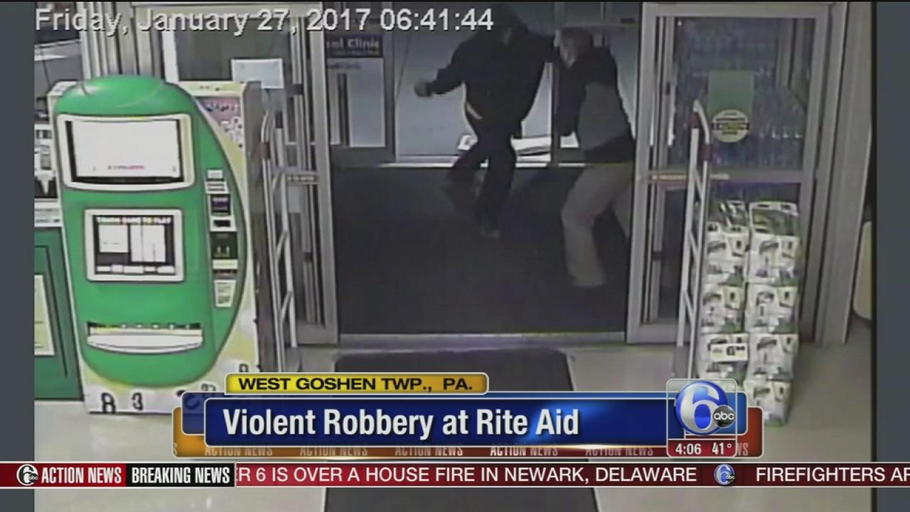 Rite Aid Robbery