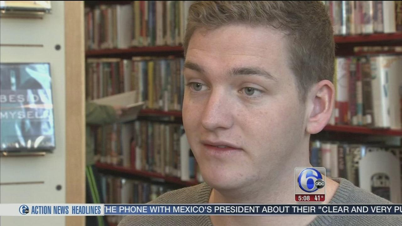 NJ man shares battle with depression to help young adults
