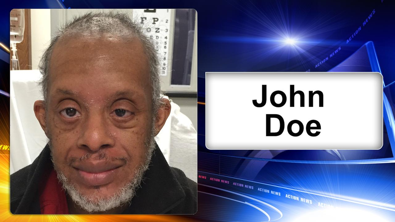 Family identifies man found wandering Philly street