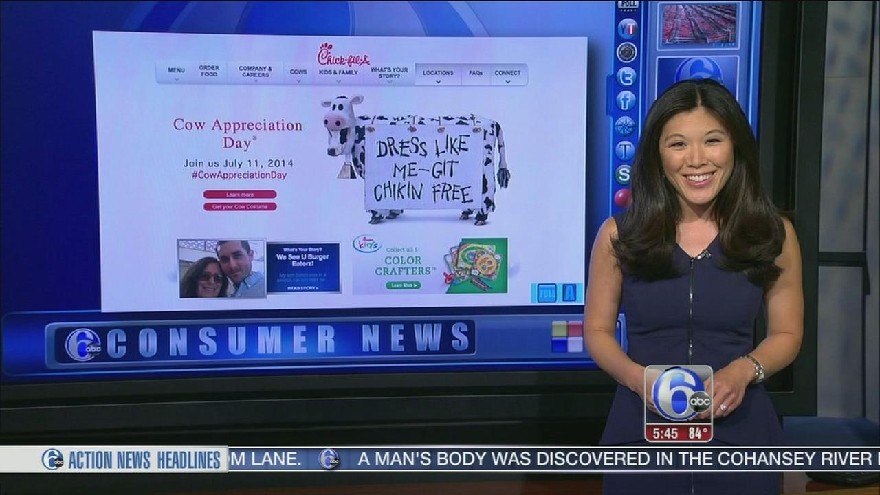 VIDEO: Travel agency warning, freebies