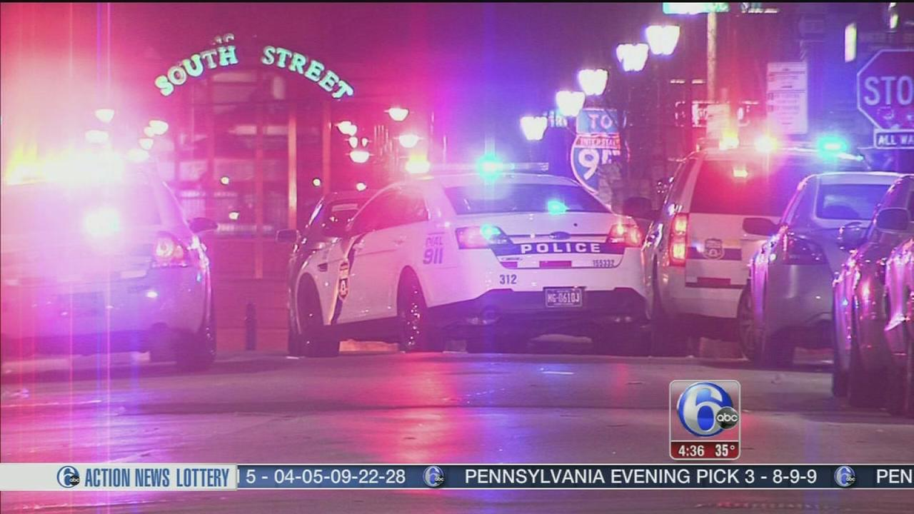 Woman hurt in South Philly hit-and-run