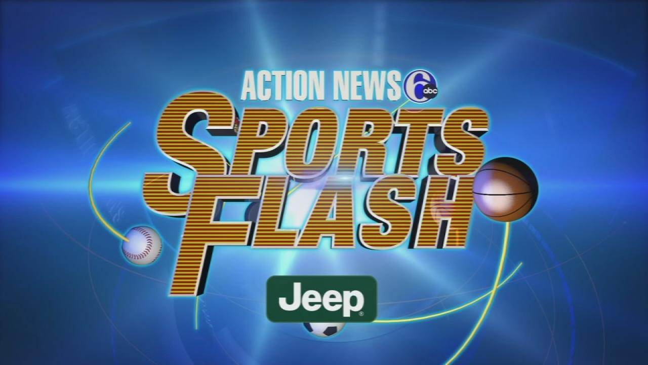 Action News Sports Flash: Wednesday July 9, 2014