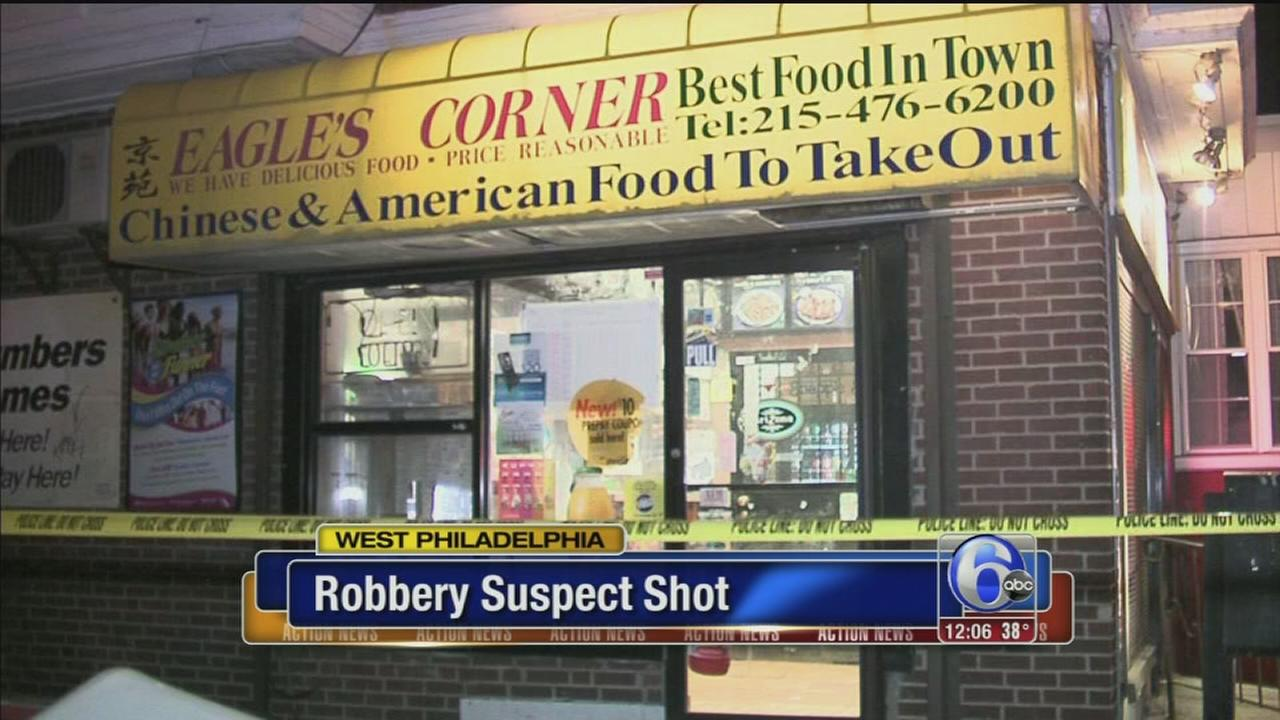 2 in custody after owner stops restaurant robbery