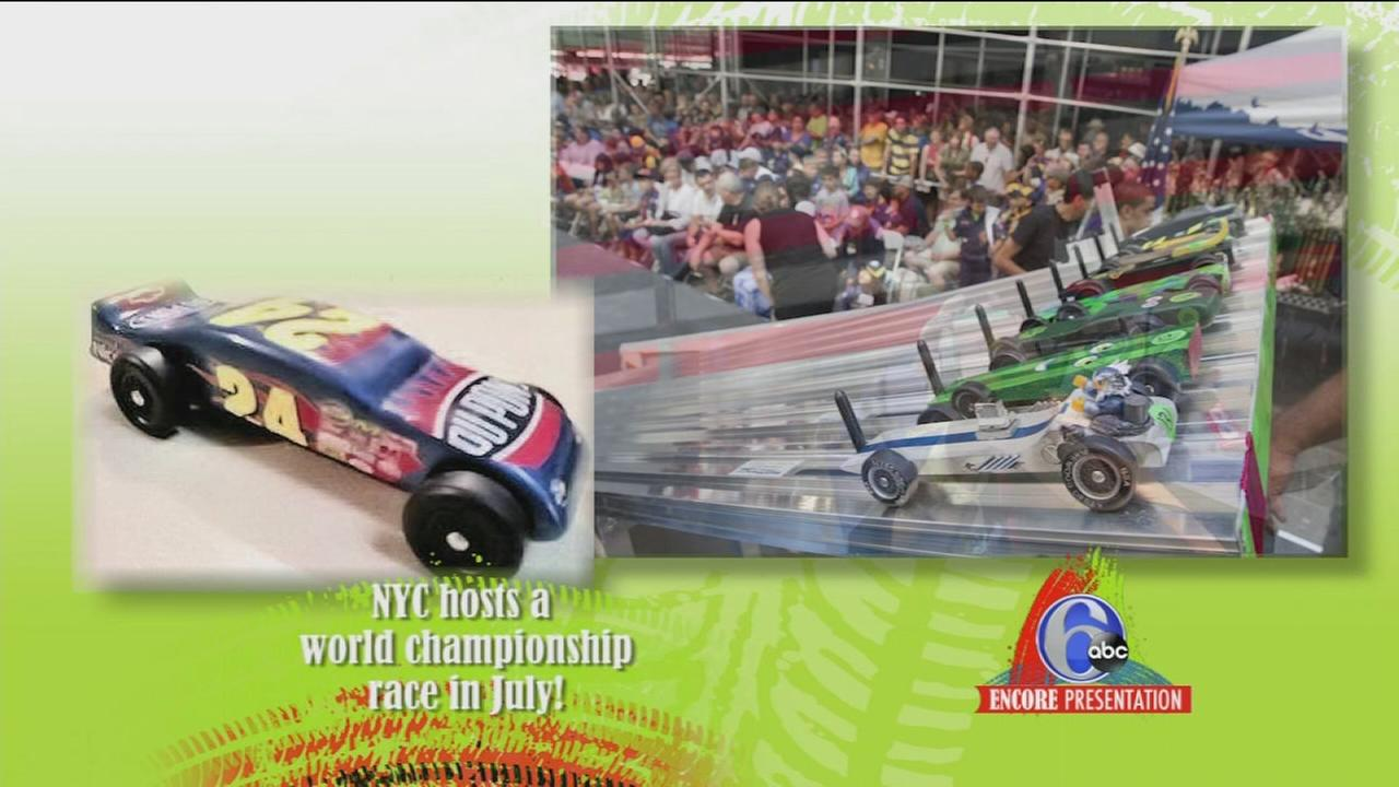 FYI Philly: Pinewood Derby