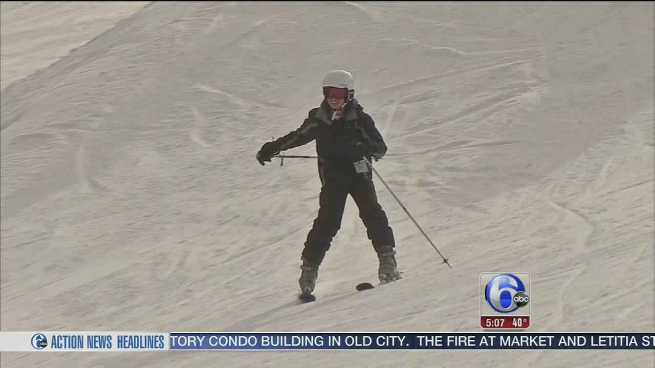 Snow brings boost for ski season