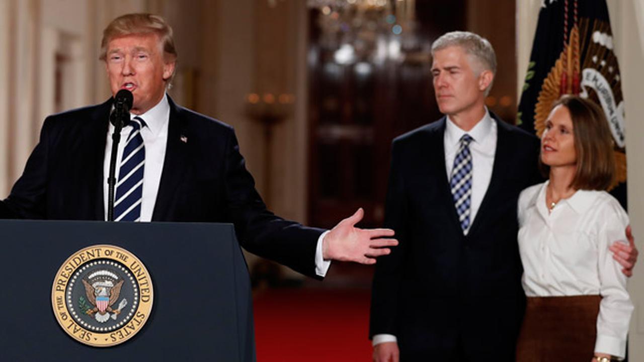 Senate confirms Neil Gorsuch for Supreme Court