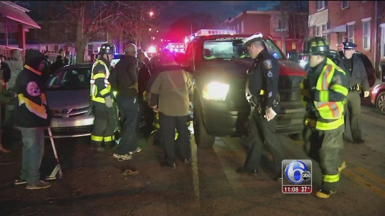 Child struck by truck in Wilmington