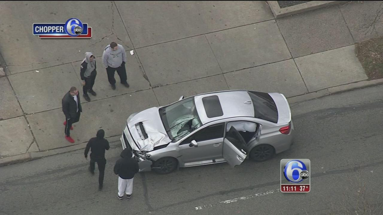 Source: Police officer fatally struck man in Northeast Philadelphia