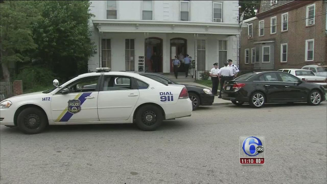 VIDEO: Police: Hostage sexually assaulted in Germantown barricade
