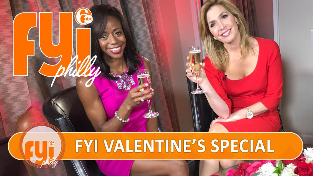 FYI PHILLY: Valentine's Special - February 4, 2017