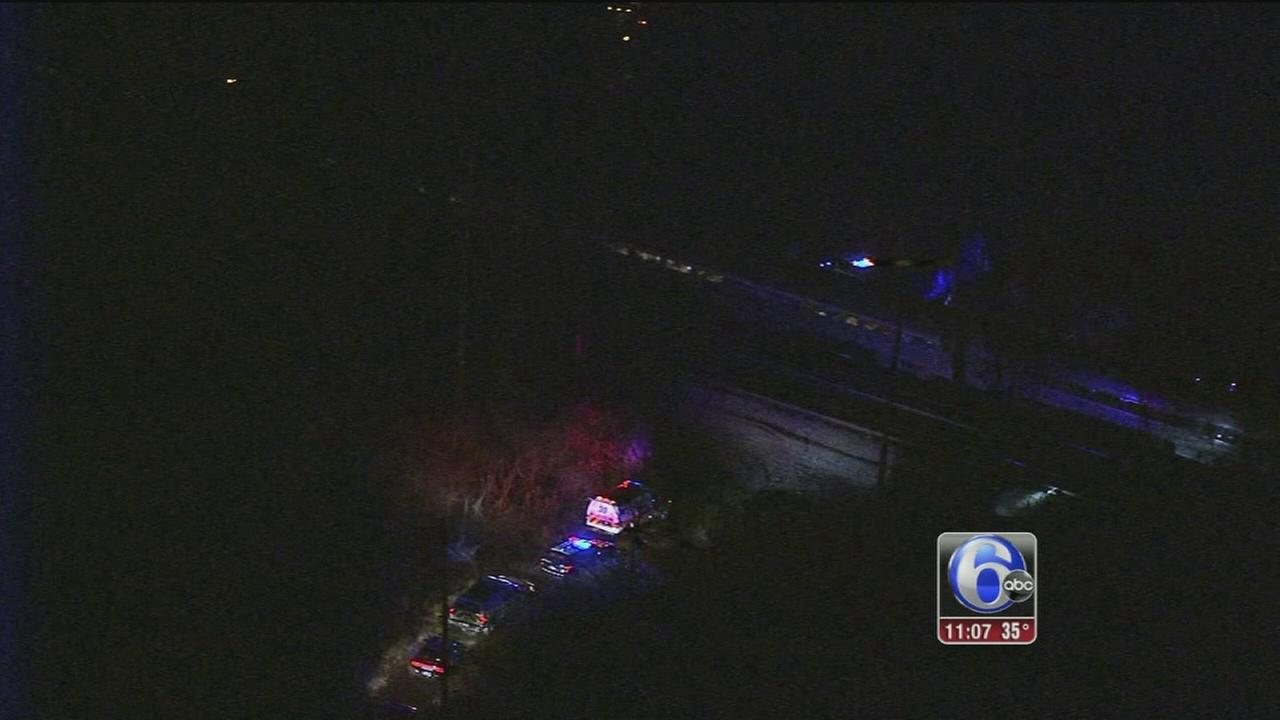 Deadly SEPTA train accident in Bucks County