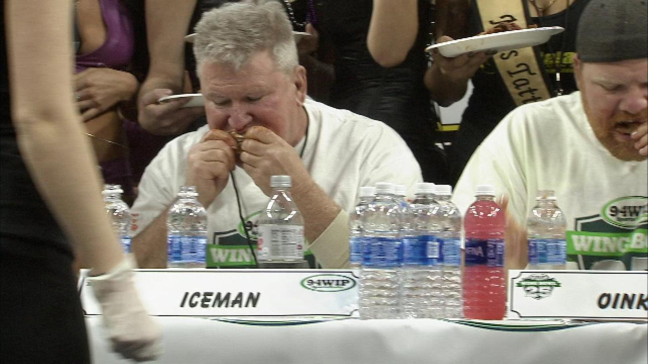 Wing Bowl 25 was held at the Wells Fargo Center in South Philadelphia on Friday, February 3, 2017.