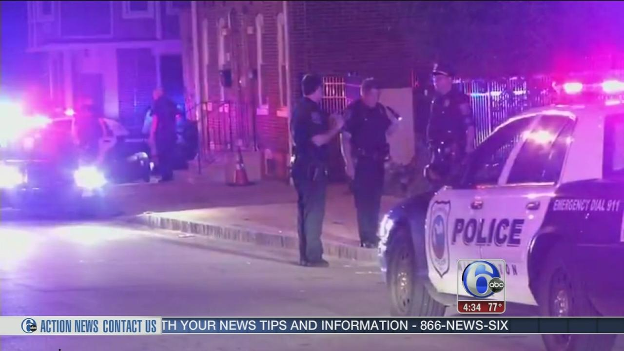 VIDEO: Man gunned down on Wilmington street