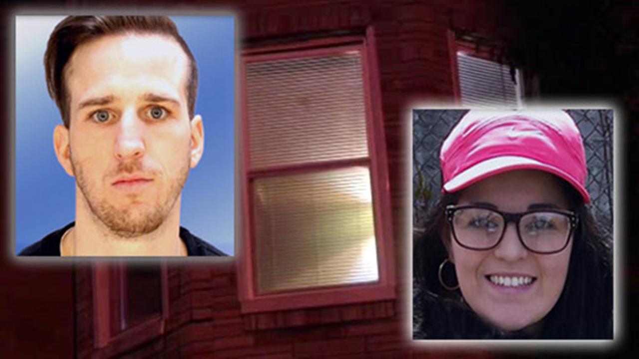 Pictured: James Jones (left) and Stephanie Dzikowski