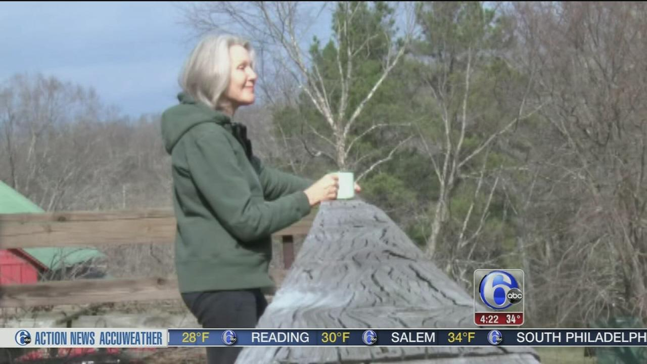 VIDEO: Woman holds contest to give away farm