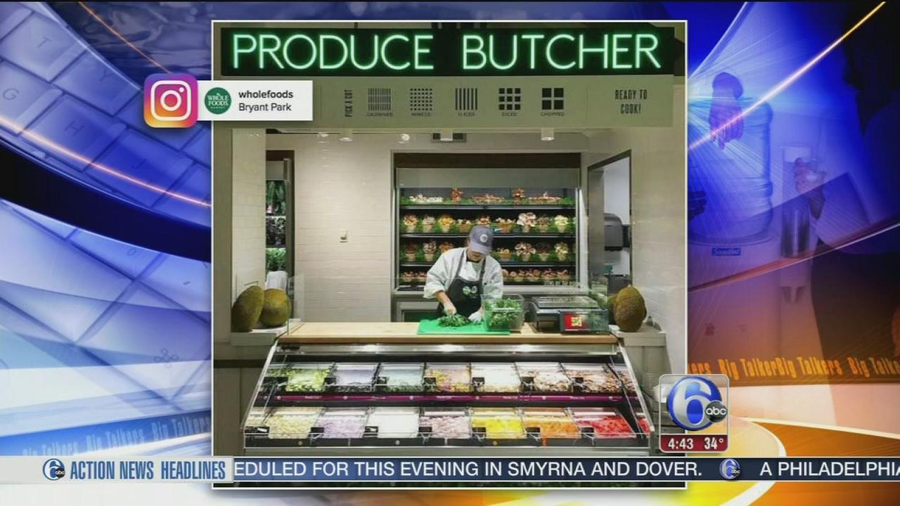 Whole Foods introduces Produce Butcher at new market in New York