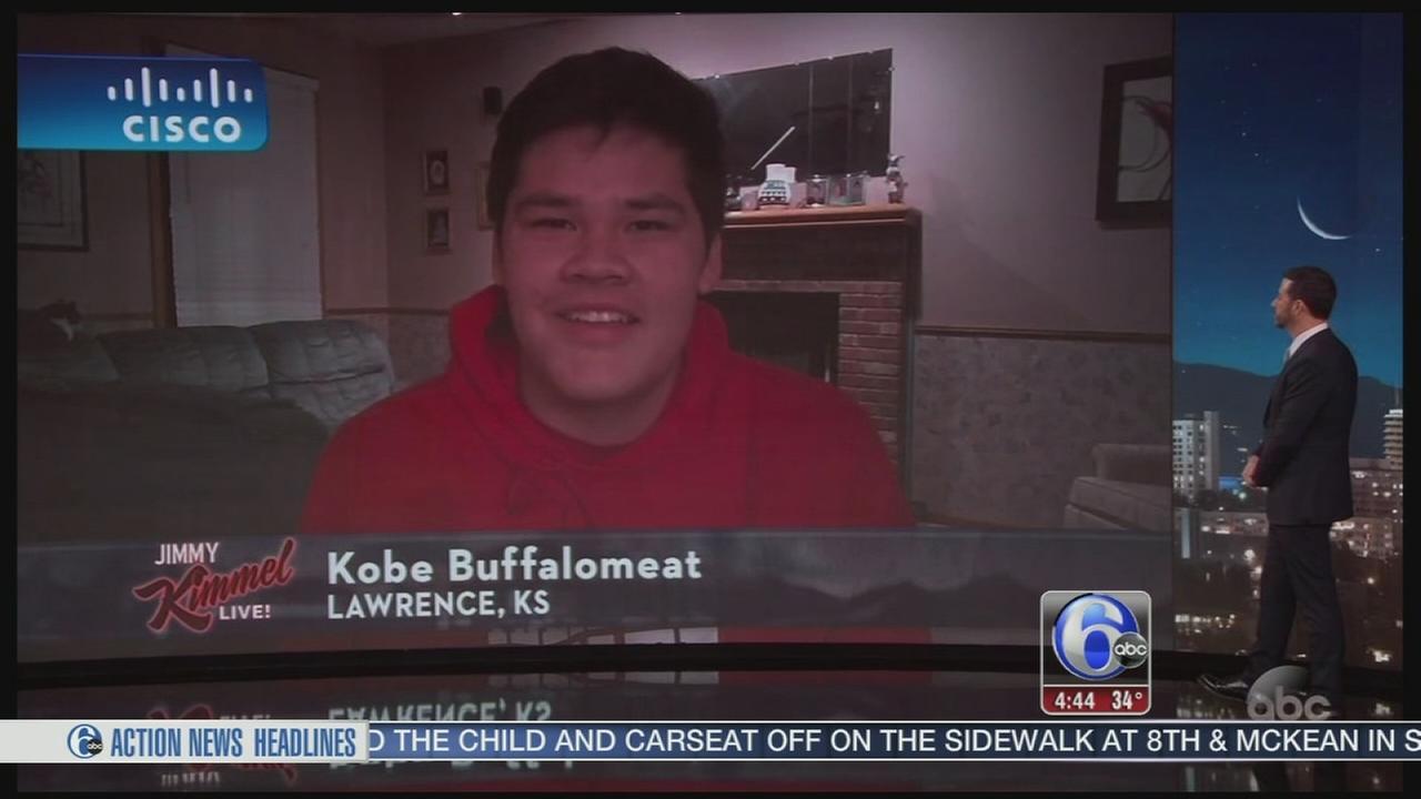 Kobe Buffalomeat recruited by Illinois State football