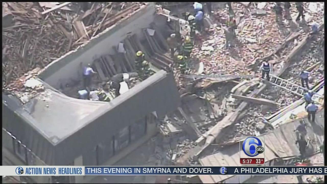 Damages phase begins in Center City collapse case