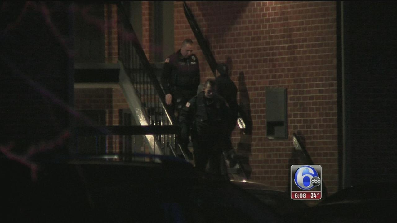 Gunman sought in Voorhees shooting