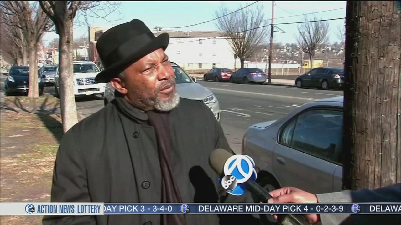 Pastor attacked after man asks him about religious beliefs