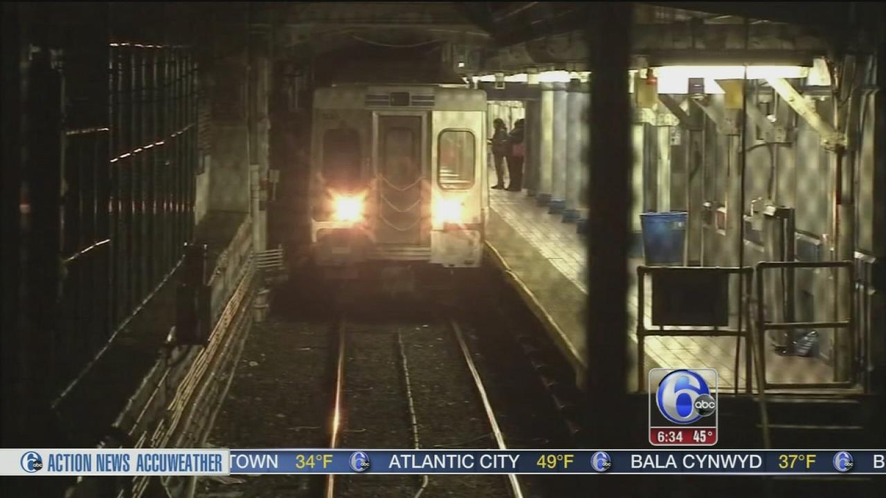 SEPTA rail car woes continue
