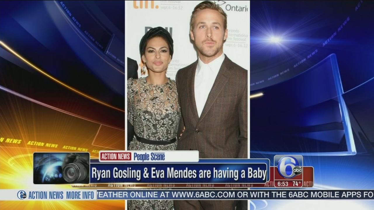 VIDEO: Ryan Gosling and Eva Mendes having a baby