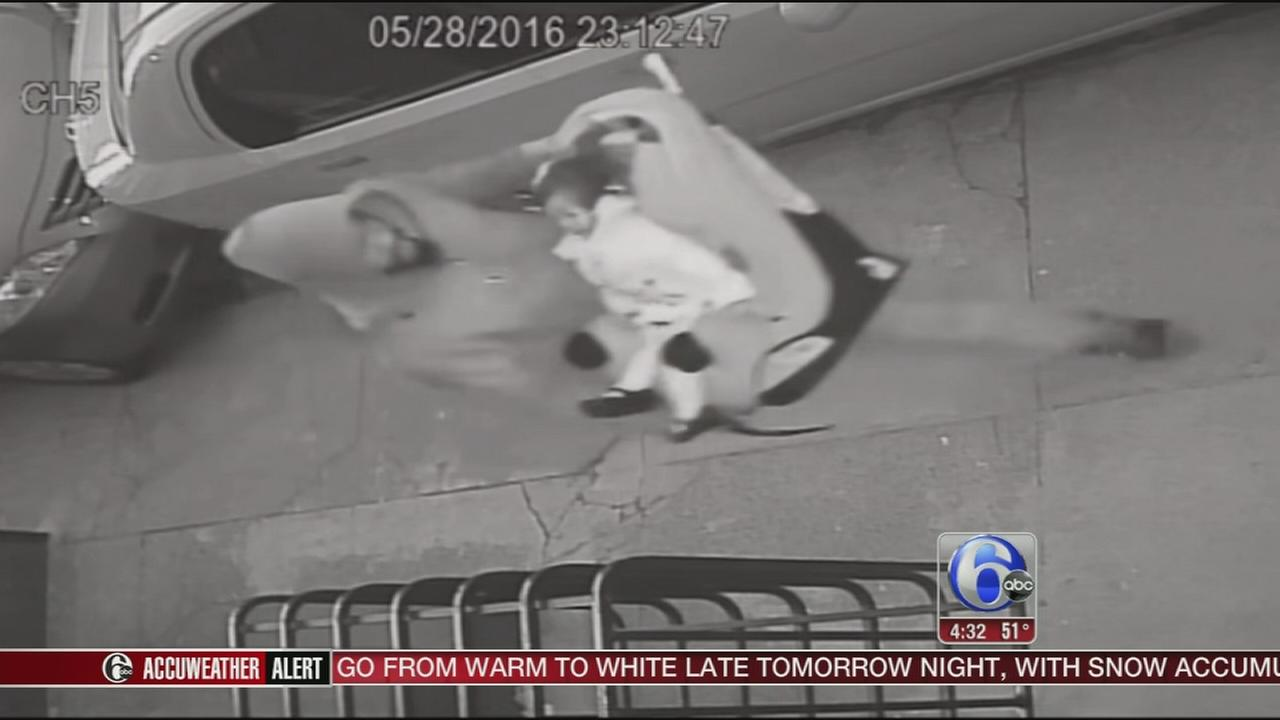 Vehicle thefts on the rise in South Philadelphia