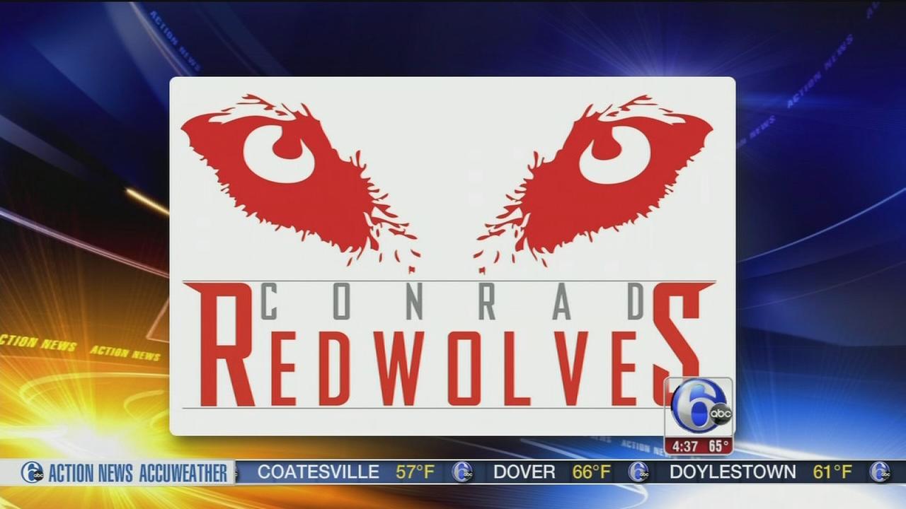 VIDEO: New mascot for Delaware school