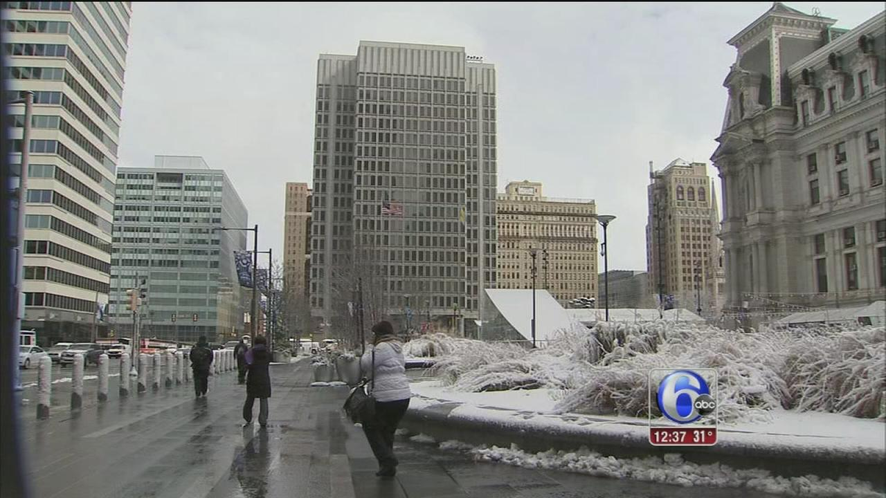 Snow emergency lifted in Philadelphia