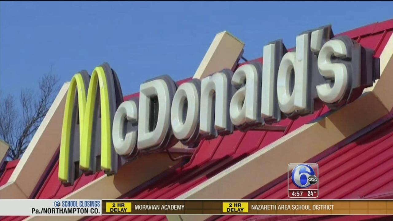 Woman gives birth in McDonalds bathroom in Alabama