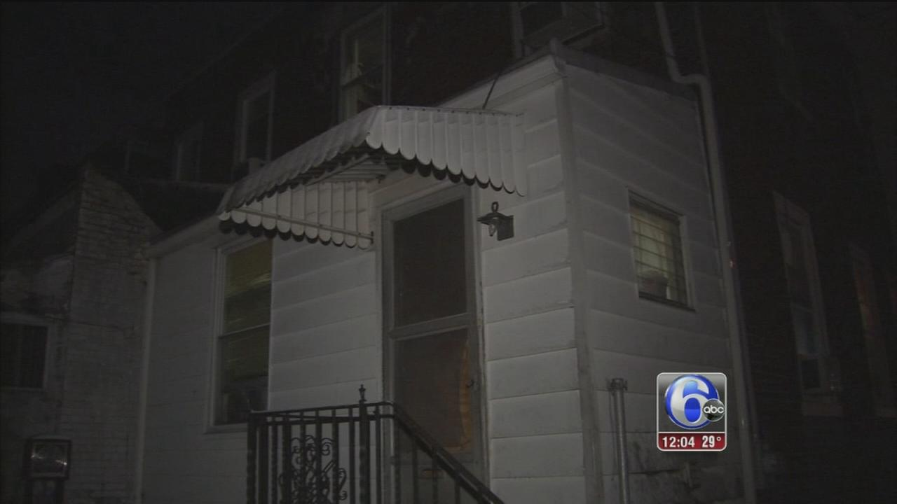 Women rescued during home invasion