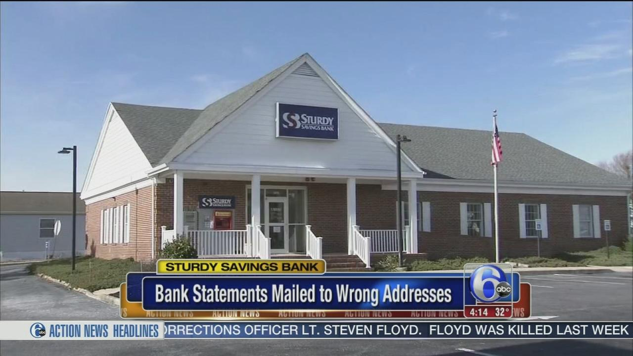 Cape May Co. bank sends wrong statements to some customers